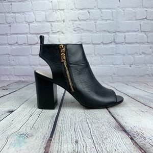 Cole Haan Black Bootie ZULA Leather